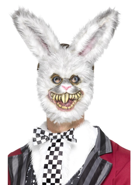 White Rabbit Mask